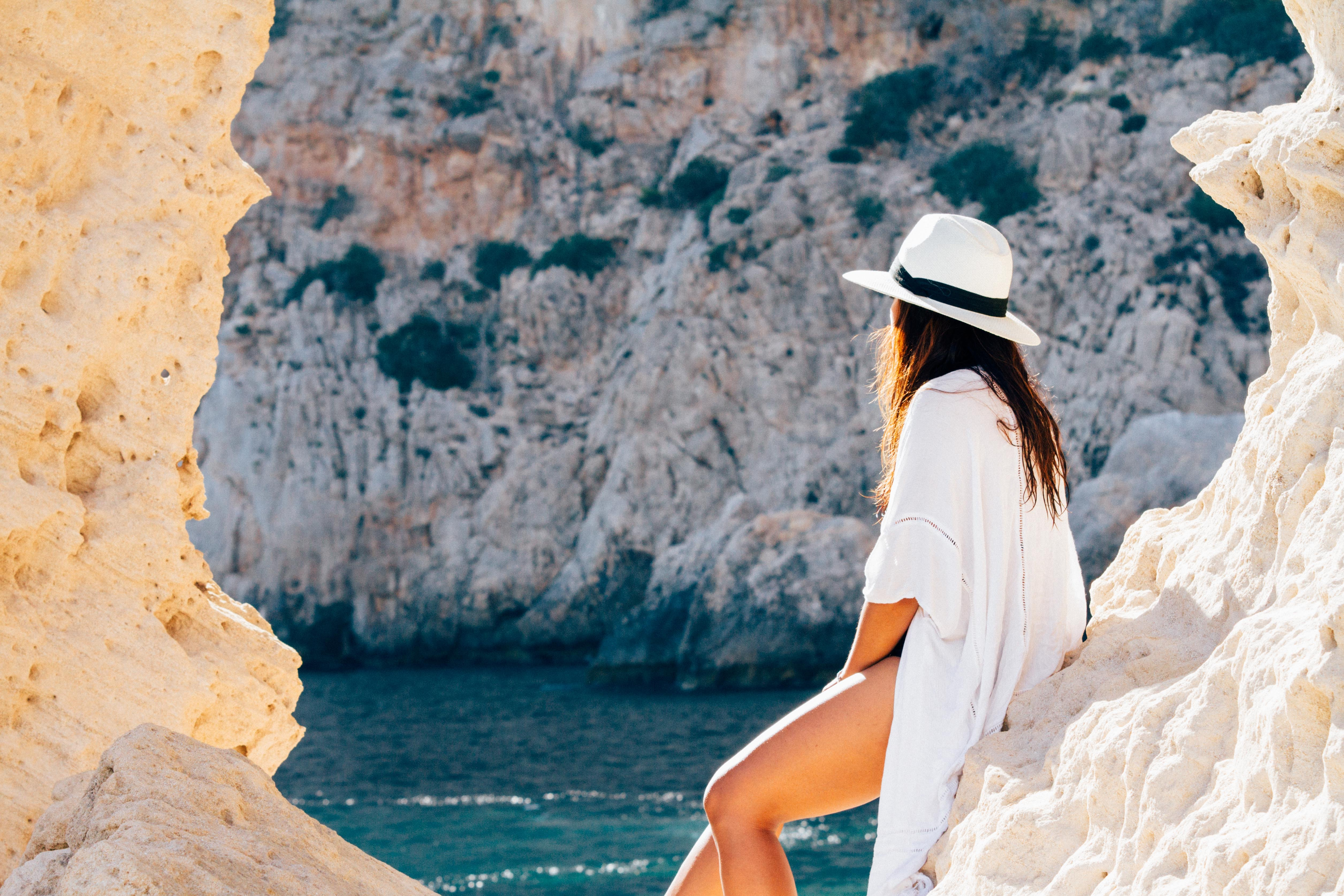 Why your skin needs summer vacation! Improve summer skin with skin care tips and skin recovery from conditions like acne, eczema and more for more beautiful skin