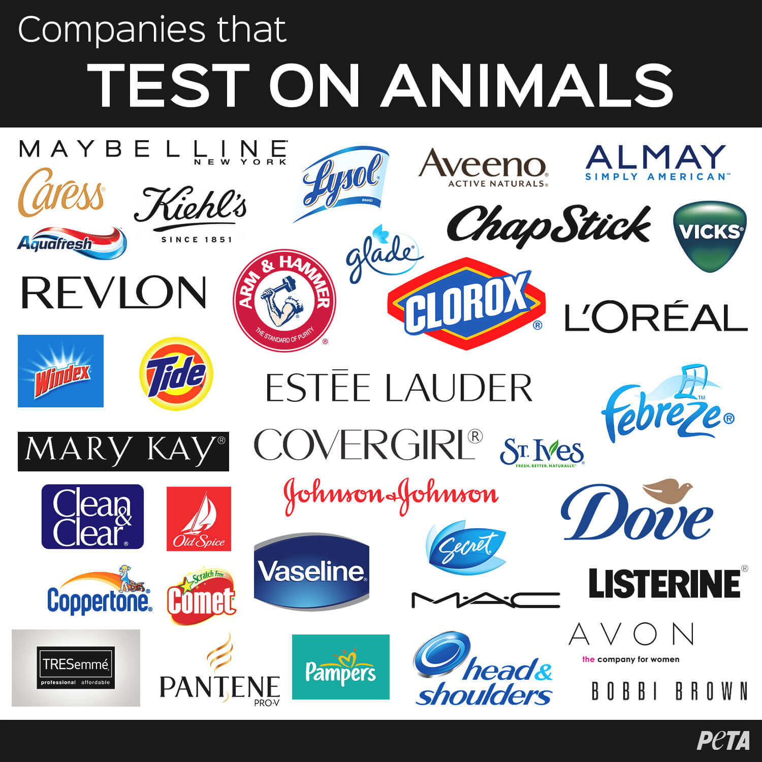 Cruelty Free Products Protect Animal